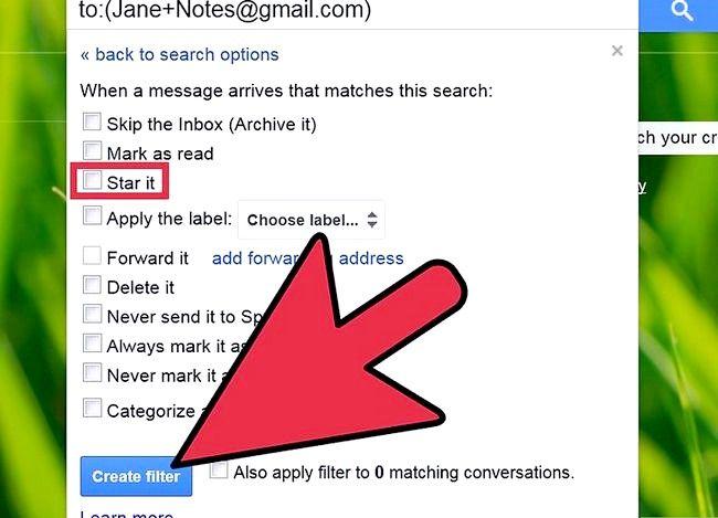 Prent getiteld Voeg notas in Gmail Stap 6
