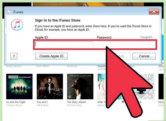 Beeld getiteld Voeg `n toestel by iTunes Stap 4