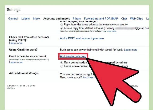 Beeld getiteld Voeg `n rekening by jou Gmail Stap 5