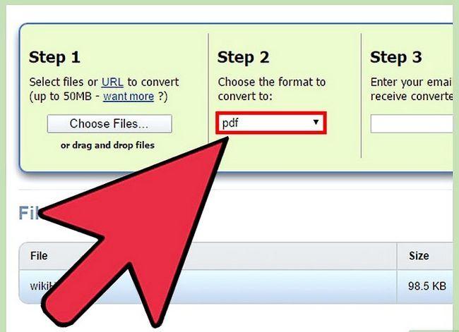 Prent getiteld Open MSG Files Stap 11