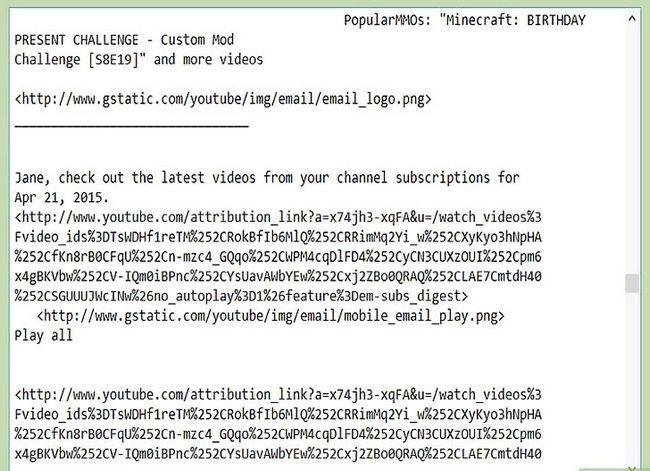 Prent getiteld Open MSG Files Stap 4