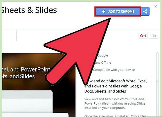 Prent getiteld Open Google Docs Stap 11