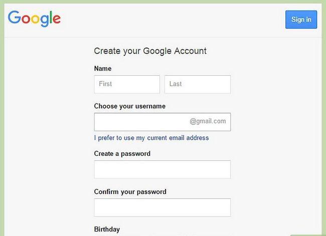Prent getiteld Open Google Docs Stap 14