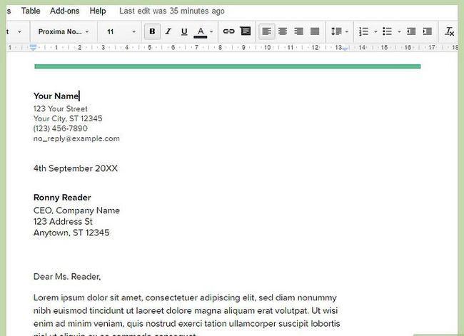 Prent getiteld Open Google Docs Stap 3