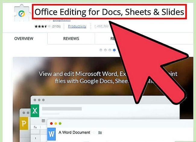 Prent getiteld Open Google Docs Stap 10