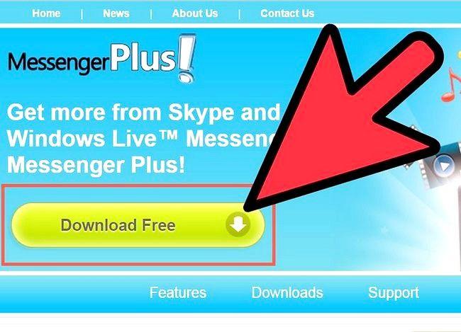 Prent getiteld Meerdere rekeninge oopmaak in Windows Live Messenger Stap 2