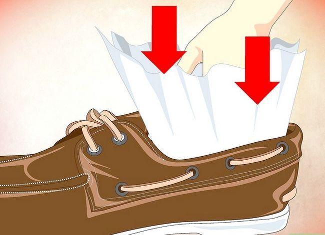 Beeld getiteld Deodorize Shoes Stap 7