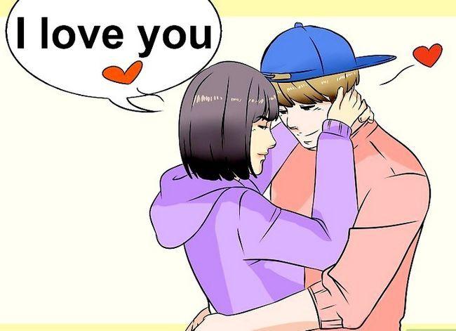 Prent getiteld Wys jou liefde vir jou kêrel Stap 8