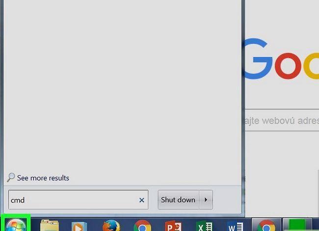 Prent titel Toegang gedeelde dopgehou in Windows 7 Stap 13