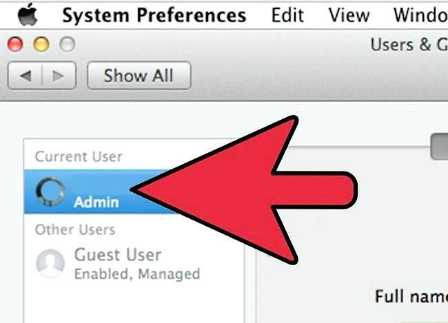 Prent titel Toegang Ander Rekenaars op Mac Stap 1