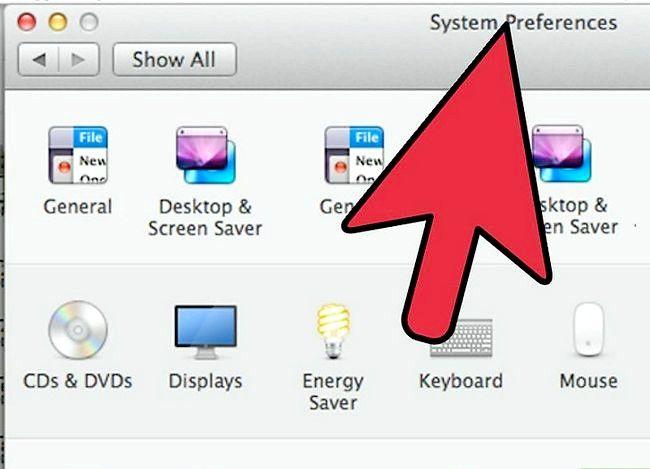Prent titel Toegang Ander Rekenaars op Mac Stap 9