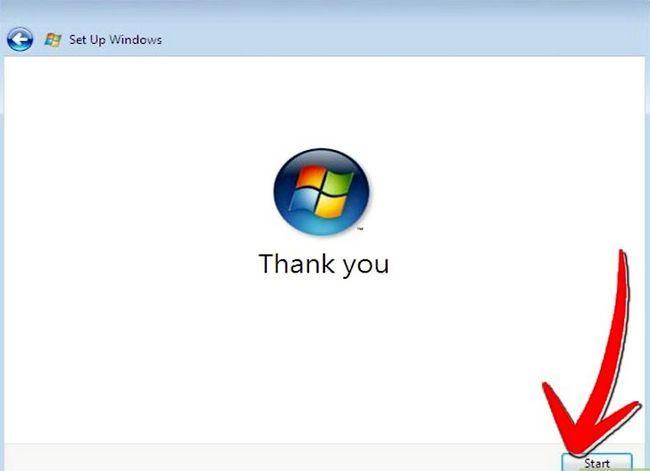 Prent Titel Windows Vista Stap 12 installeer
