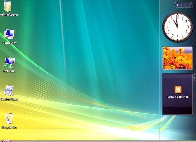 Prent getiteld Upgrade Windows XP na Vista Stap 15
