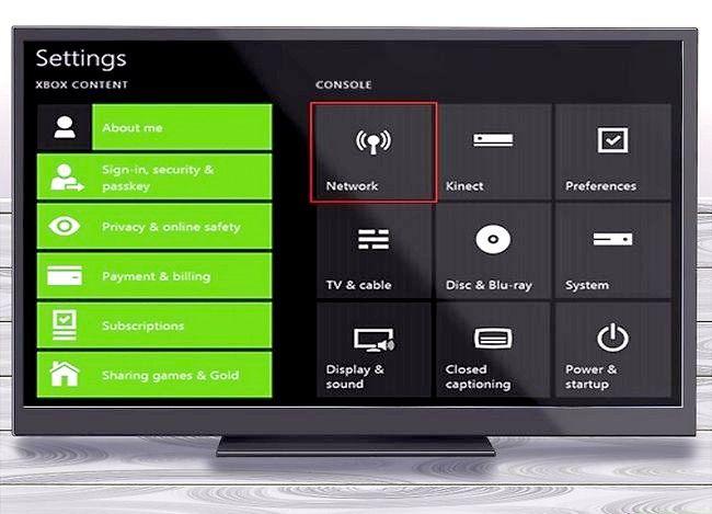 Prent getiteld Werk die Xbox Stap 5 op