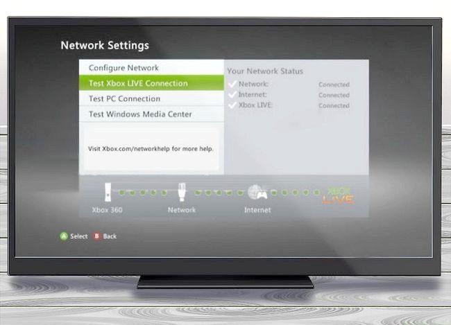 Beeld getiteld Werk die Xbox Stap 7 op