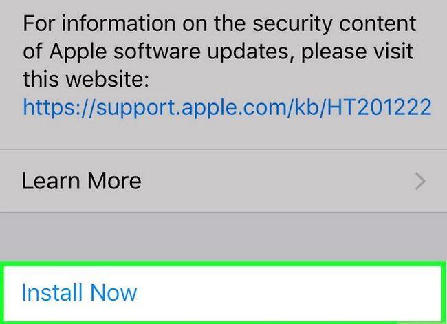 Prent getiteld Update Emoji op `n iPhone Stap 6