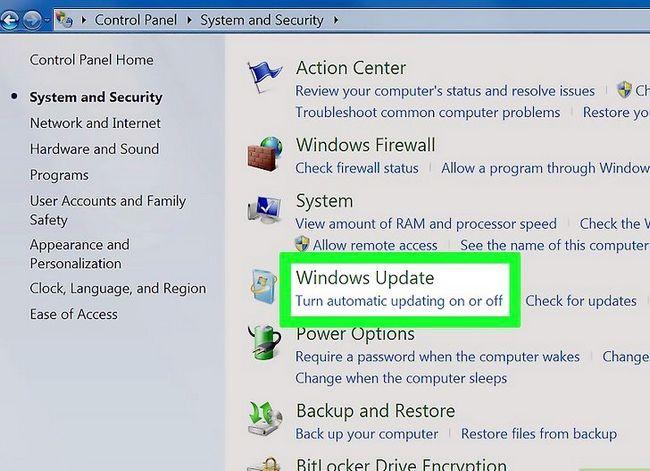 Beeld getiteld Werk Windows Stap 9 op