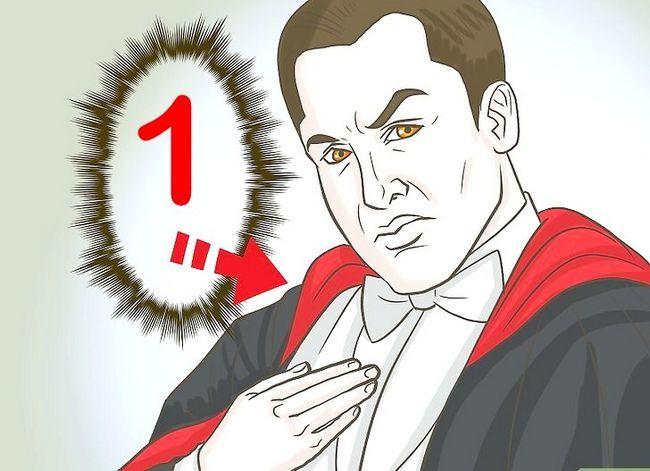 Prent getiteld Wet soos `n Vampier Stap 15