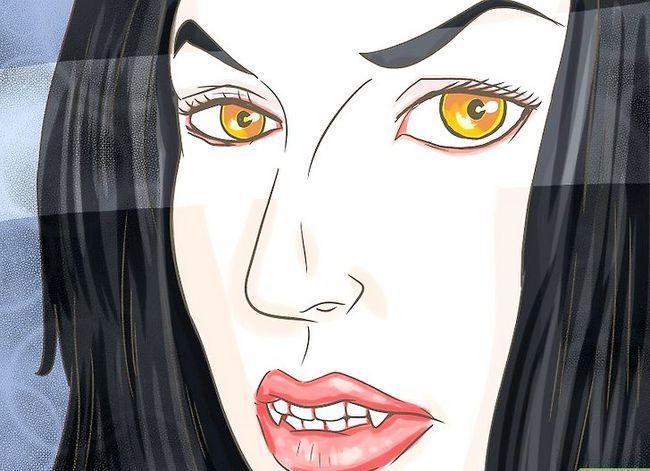 Prent getiteld Wet soos `n Vampier Stap 17