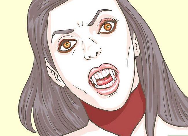 Prent getiteld Wet soos `n Vampier Stap 4