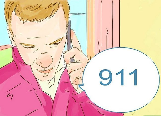 Beeld getiteld Deal With A Burglar Breaking In Your Home Stap 8