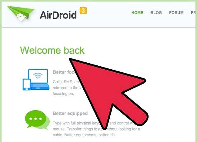 Prent getiteld Bestuur lêers op Android met `n Mac Stap 15