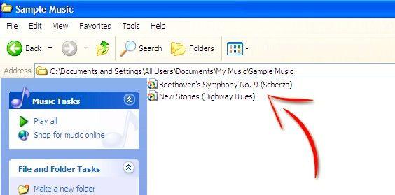 Prent titel Voeg liedjies by jou flieks op Windows Movie Maker Stap 1