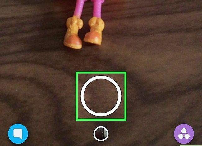 Prent getiteld Voeg die datum by Snapchat Stap 2