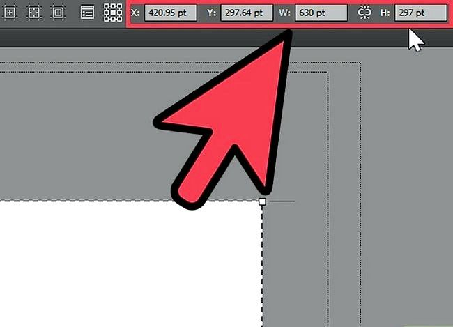 Prent getiteld Voeg bladsye by in Adobe Illustrator Stap 5