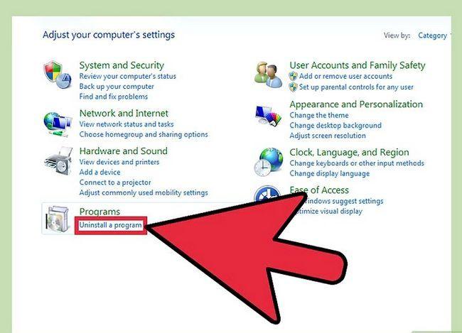Prentjie getiteld Voeg `n oop opdragprompt hier as administrateur by Snelkoppeling na die konteks kieslys in Windows 7 en Windows Vista Stap 6