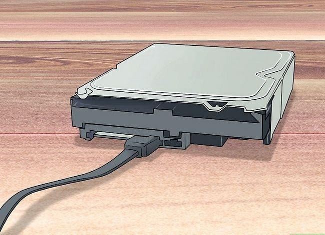 Beeld getiteld Voeg `n eksterne hardeskyf by `n PlayStation 3 Stap 1