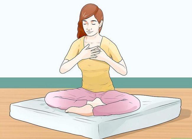 Prent getiteld Verlig die pyn van fibromialgie Stap 6