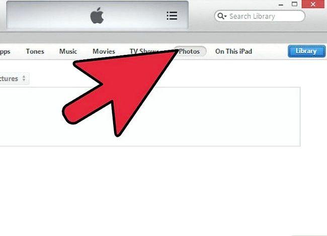 Prent getiteld Winkelfoto`s op iTunes Stap 4