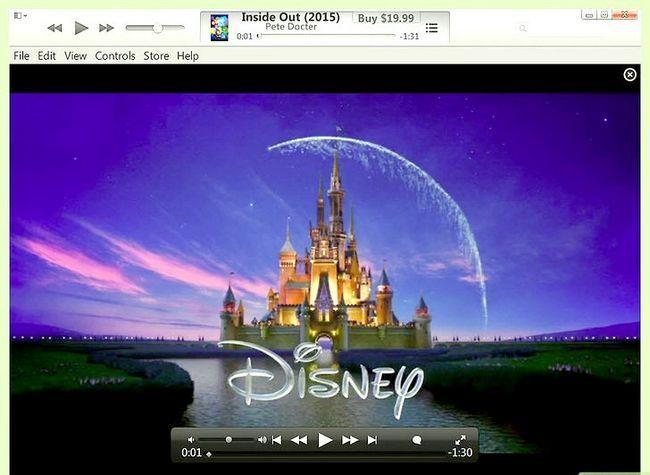 Prent titel Huur films op iTunes Stap 7