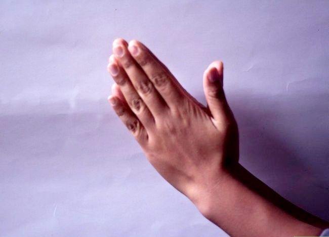 Prent getiteld Liefde God Stap 11