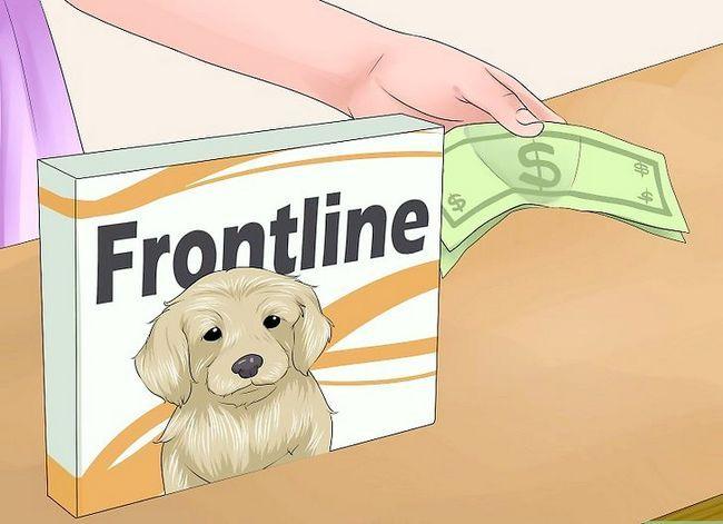 Prent getiteld Dien Frontline Stap 1 toe