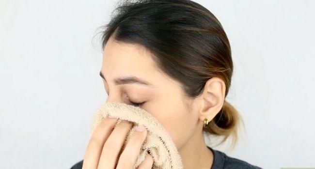 Prent getiteld Doen Emo Make-up Stap 1