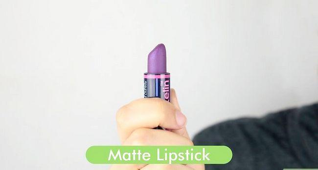 Prent getiteld Doen Emo Make-up Stap 8