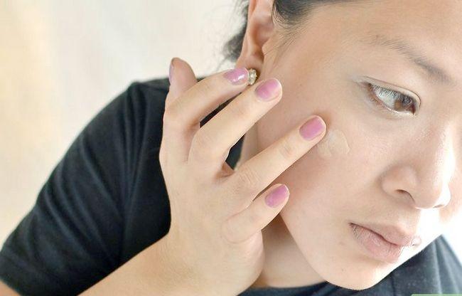Prent getiteld Doen Make-up vir `n nag uit Stap 2