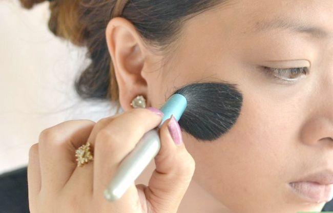 Prent getiteld Doen make-up vir `n nag uit stap 3