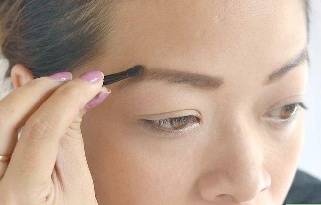 Prent getiteld Doen Make-up vir `n nag uit Stap 4