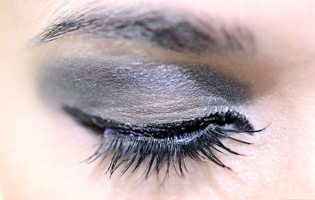 Prent getiteld Doen Makeup Like Lady Gaga Stap 12