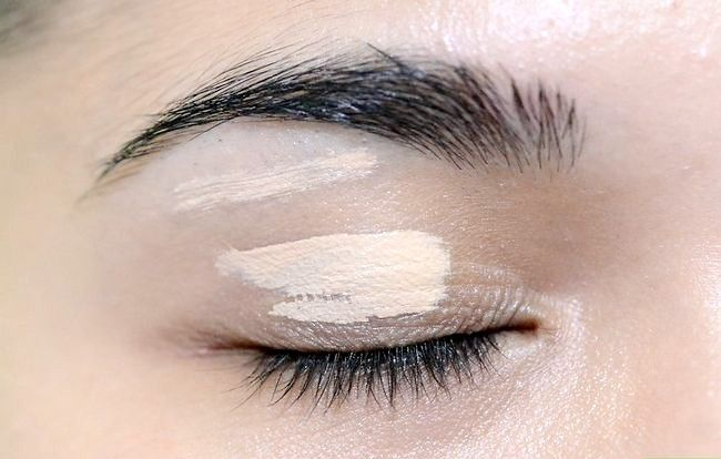 Prent getiteld Doen Make-up soos Lady Gaga Stap 6