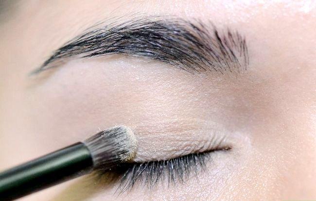 Prent getiteld Doen Makeup Like Lady Gaga Stap 7