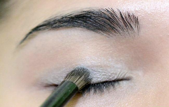 Prent getiteld Doen Make-up soos Lady Gaga Stap 8