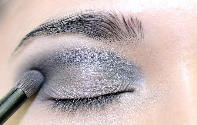 Prent getiteld Doen Make-up Soos Lady Gaga Stap 9