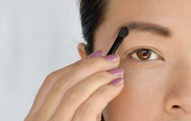 Prent getiteld Doen aand Make-up Stap 3