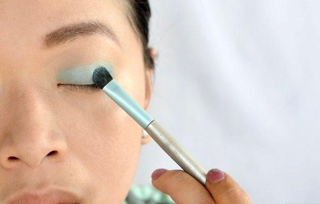 Prent getiteld Doen aand Make-up Stap 5