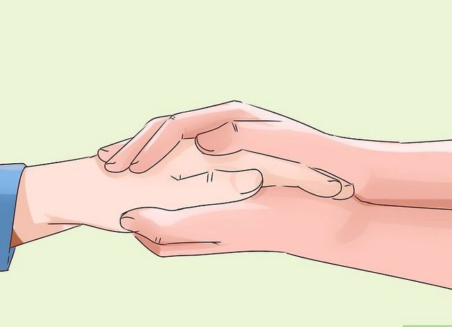 Beeld getiteld Ondersteuning iemand vas in `n kontrolerende verhouding Stap 8