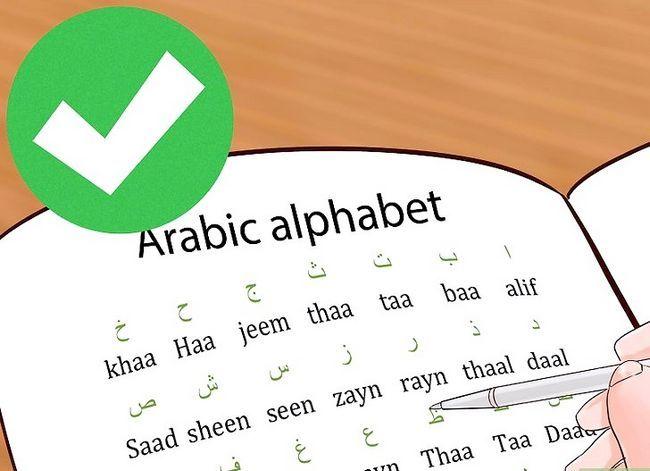 Prent getiteld Learn Arabic Step 2